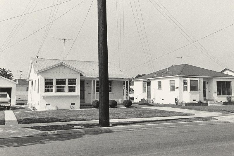 Henry Wessel Jr Los Angeles, 1971