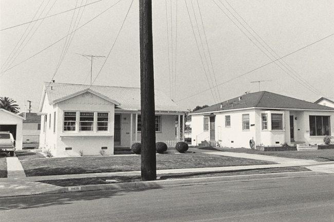 Henry Wessel Jr. 'Los Angeles' 1971
