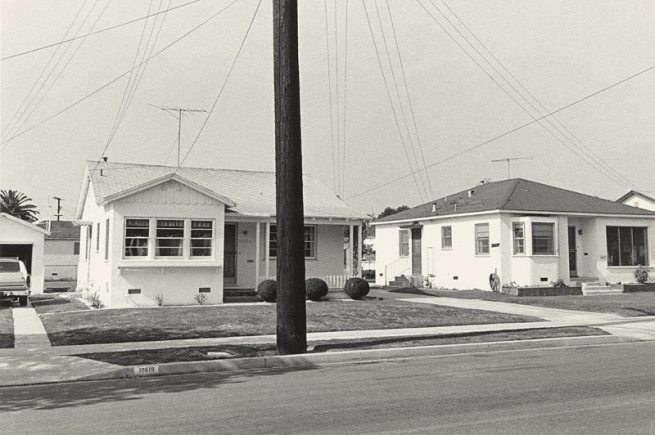 Henry Wessel Jr. 'Los Angeles' 1971