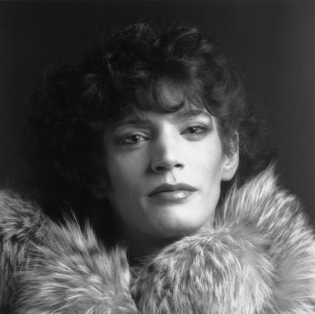 Robert Mapplethorpe. 'Self Portrait' 1980