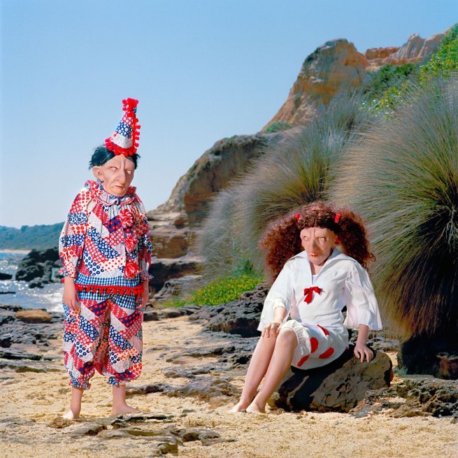 Polixeni Papapetrou. 'The Joy Pedlars' 2011