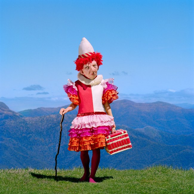 Polixeni Papapetrou. 'The Wanderer No. 3', 2012 from 'The Dreamkeepers'