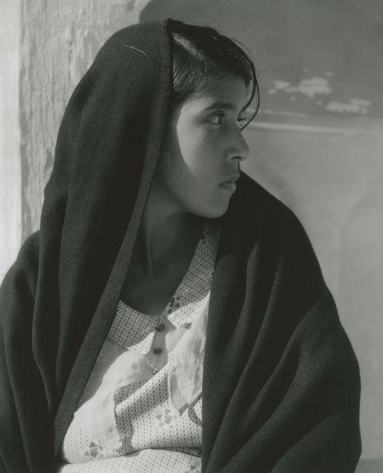 Paul Strand. 'Woman of Alvarado, Veracruz' 1933