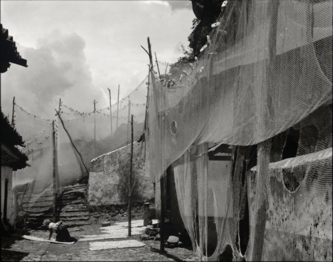 Paul Strand. 'Nets, Michoacan' 1933