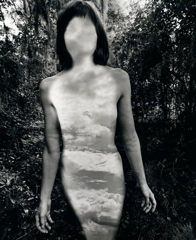Jerry Uelsmann (born 1934) 'Untitled' 1977
