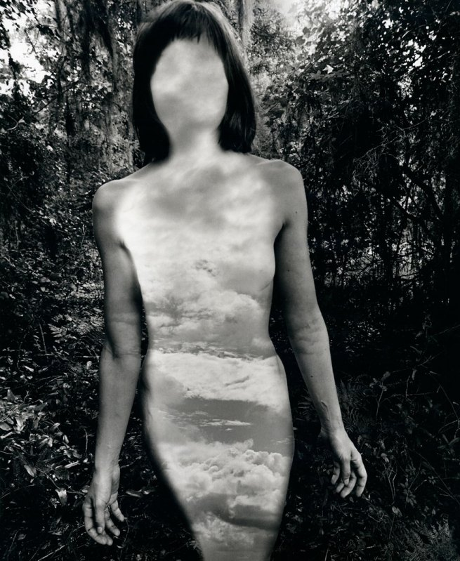 Jerry Uelsmann (born 1934) 'Untitled' 1977