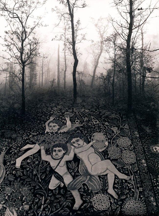 Jerry Uelsmann (born 1934) 'Untitled' 1976