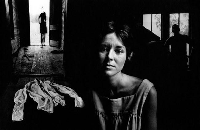 Jerry Uelsmann (born 1934) 'Room #1' 1963