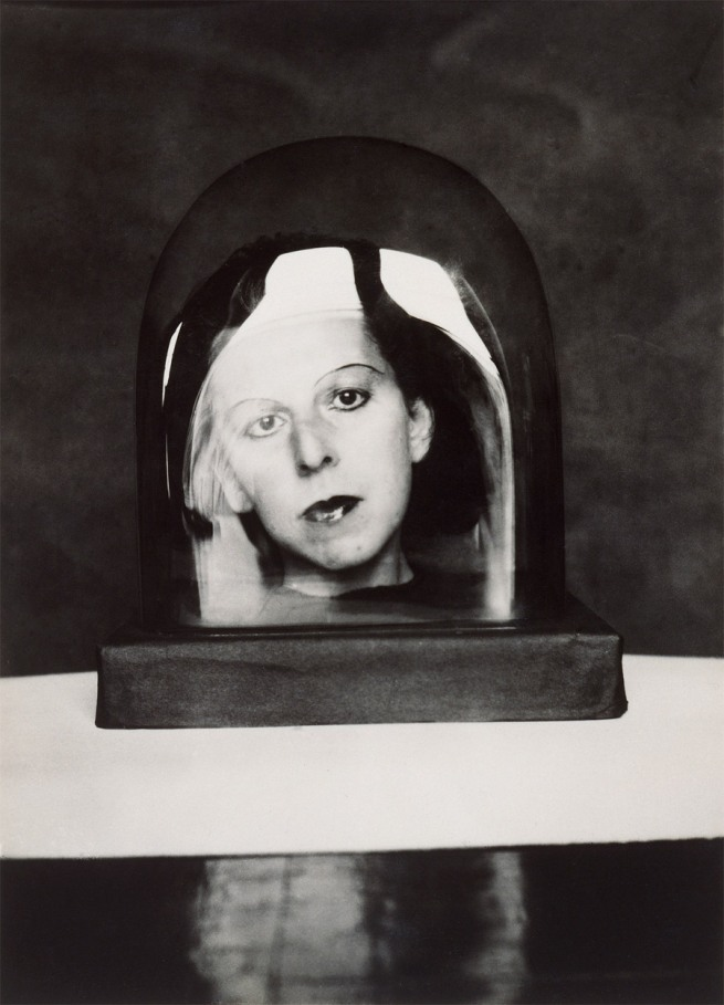 Claude Cahun. 'Study for a keepsake' c. 1925