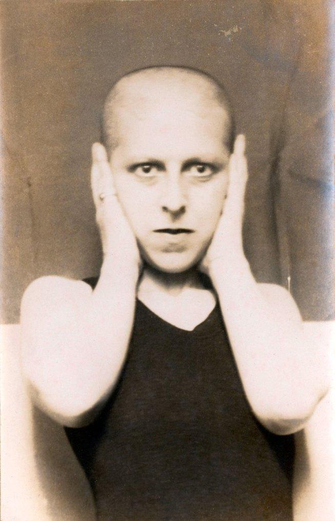 Claude Cahun. 'Autoportrait' 1928