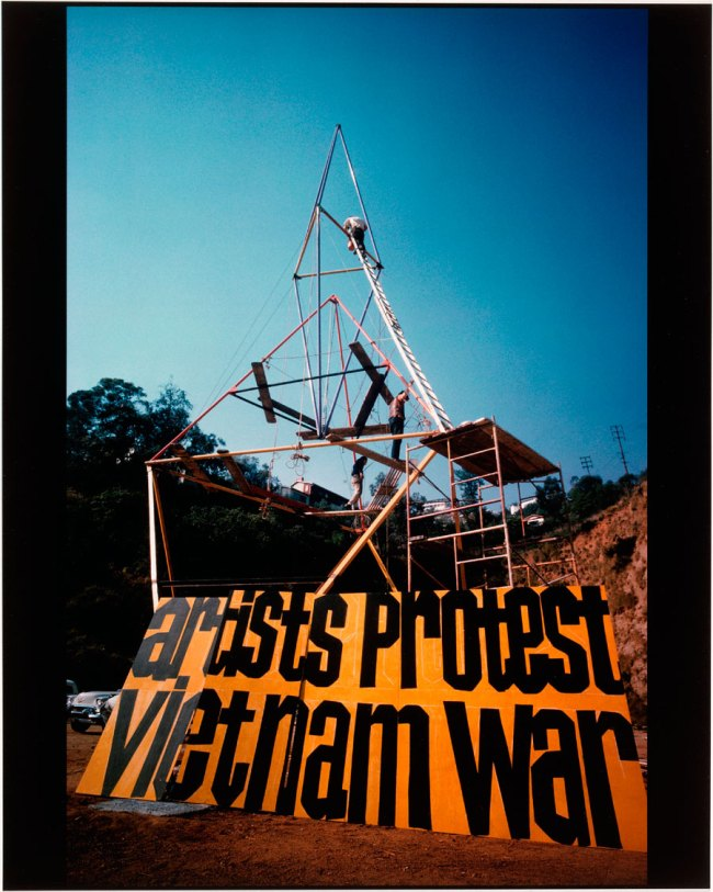 Charles Brittin. 'Peace Tower' 1966