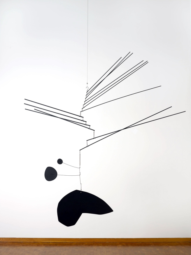 Alexander Calder. '13 Spines' 1940
