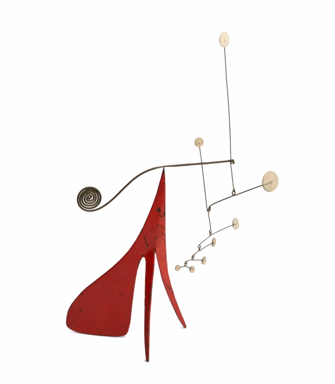 Alexander Calder. 'Untitled' c. 1952