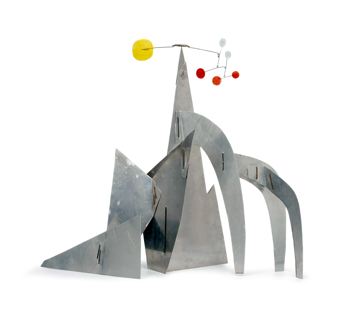 alexander calder Pace menlo park's inaugural exhibition features monumental stabiles, bronzes, standing and hanging mobiles to colorful gouaches and wearable jewelry.