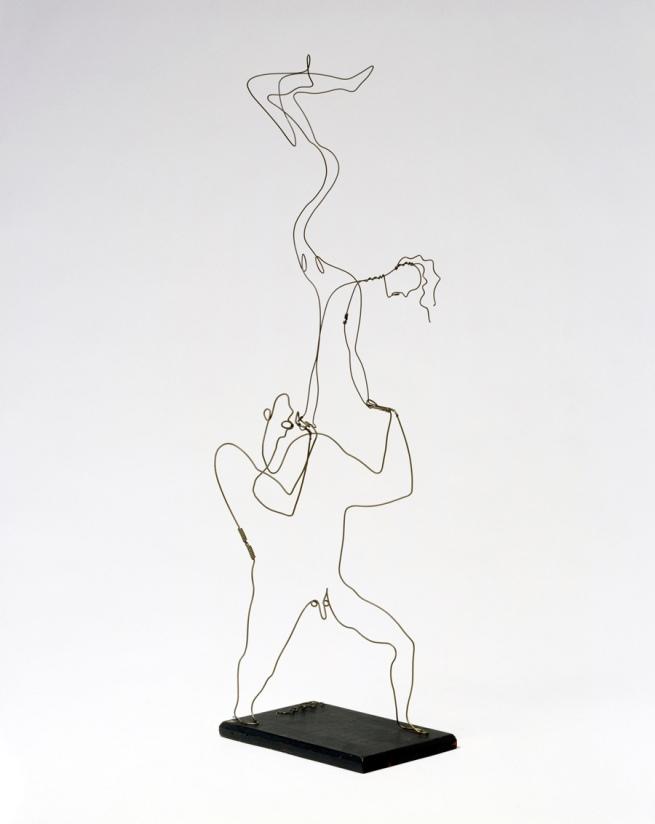 Alexander Calder. 'Acrobats' c. 1927