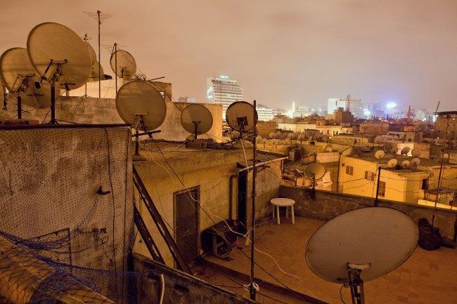 Kristian Laemmle-Ruff. 'Casablanca Terrace II' 2010