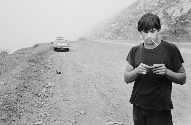 Anthony Friedkin. 'Clockwork Malibu' 1978