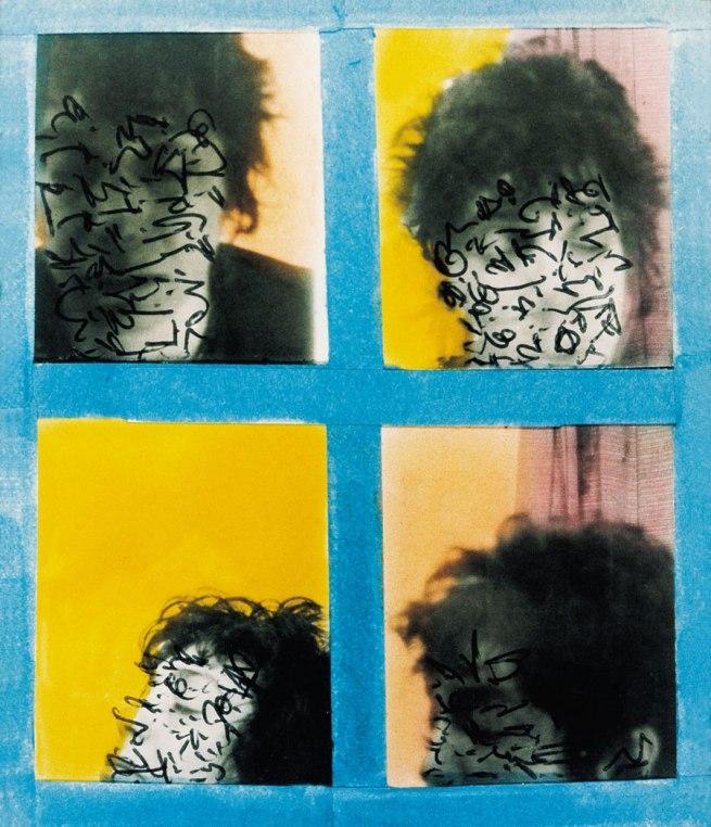 Susan Hiller. 'Midnight, Euston' 1983