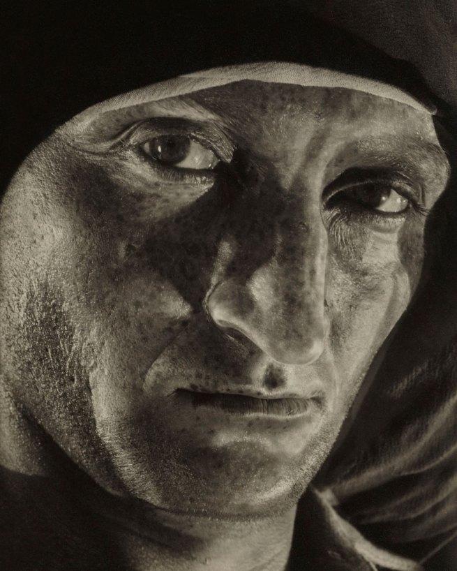 Helmar Lerski. 'Metamorphosis through Light #587' 1935-36