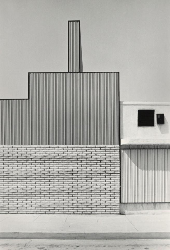 Grant Mudford(Australian, b. 1944) 'Los Angeles (US 257/10a)' negative, 1976; print, 1980