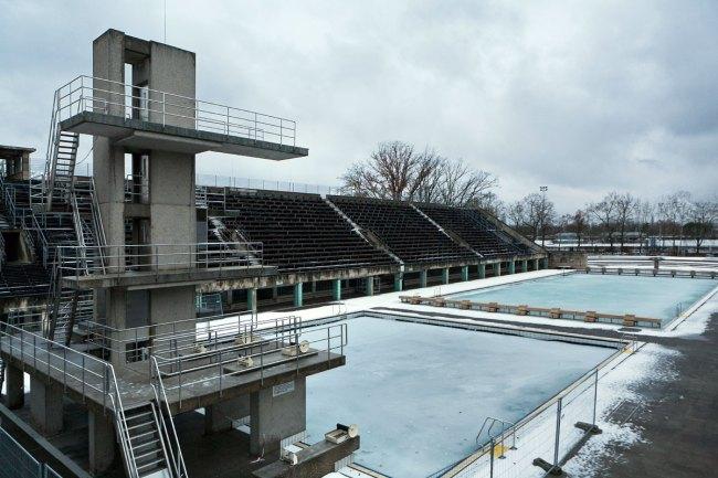 Kristian Laemmle-Ruff. 'Olympic Stadium' 2012