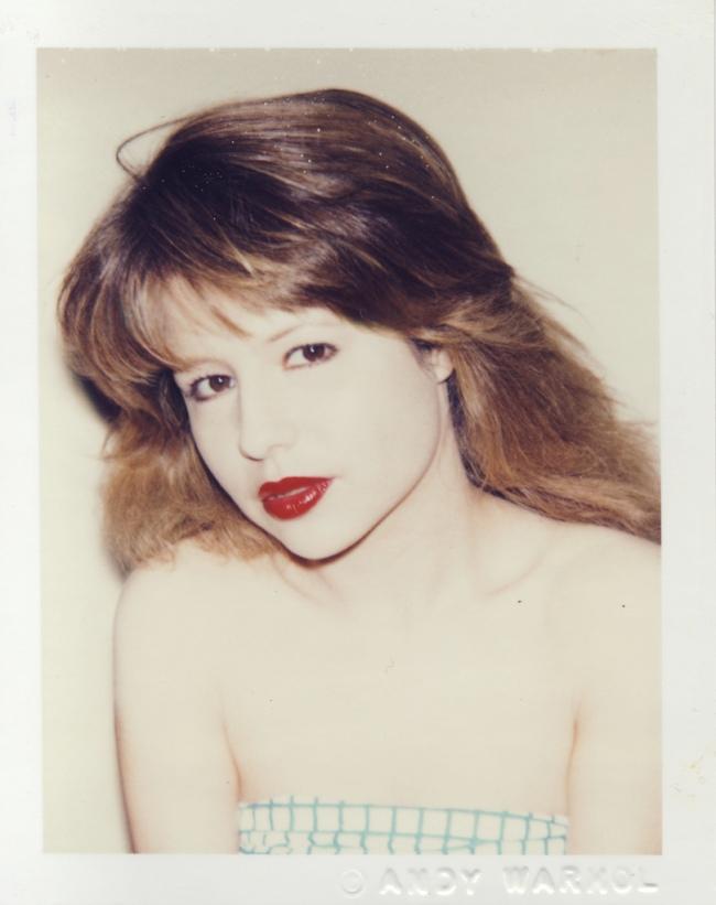 Andy Warhol. 'Pia Zadora' 1983