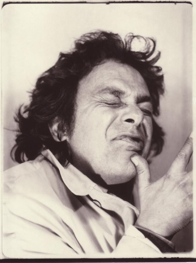 Arnulf Rainer. 'No title (Automatenportraits)' August 1969