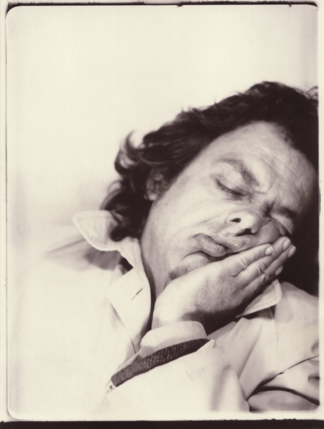 Arnulf Rainer. 'No title (Automatenportraits)' August 1969