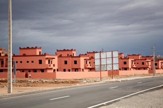 Kristian Laemmle-Ruff. 'Road to Essaouira' 2010