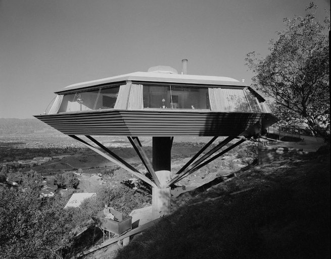 "Julius Shulman. 'Malin Residence, ""Chemosphere""' 1960"