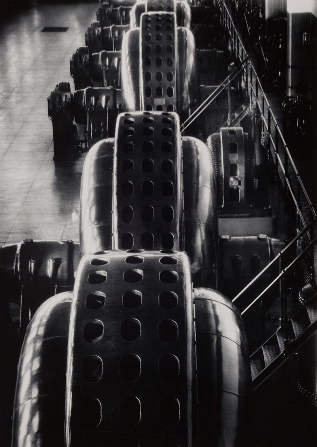 Margaret Bourke-White. 'Turbine, Niagara Falls Power Co.,' 1928