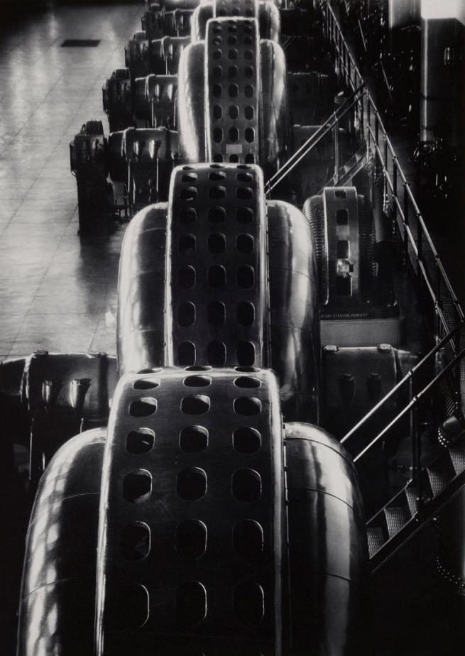 Margaret Bourke-White. 'Turbine, Niagara Falls Power Co.,' 1928