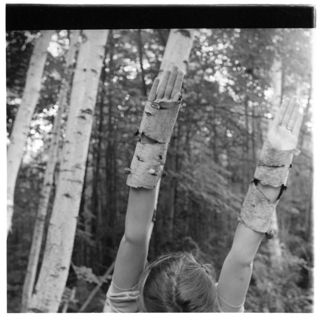 Francesca Woodman. 'Untitled' 1980