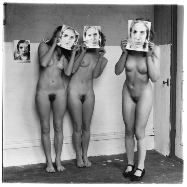 Francesca Woodman. 'Untitled' 1976
