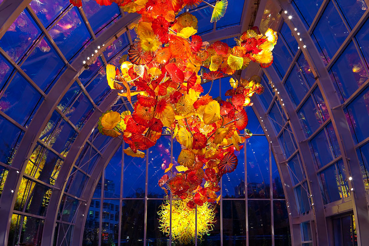 chihuly garden and glass - photo #26