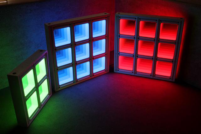 Veronica Caven Aldous. 'Light in space 2' 2011