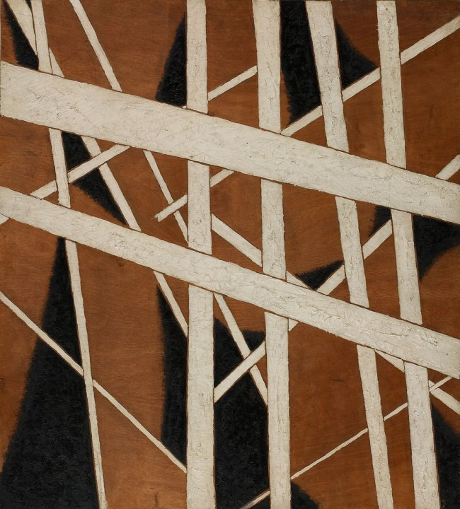 Liubov Popova. 'Spatial Force Construction' 1921