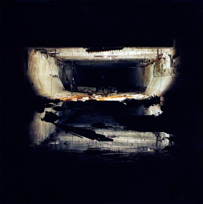 Naoya Hatakeyama. 'Underground #7109' 1999