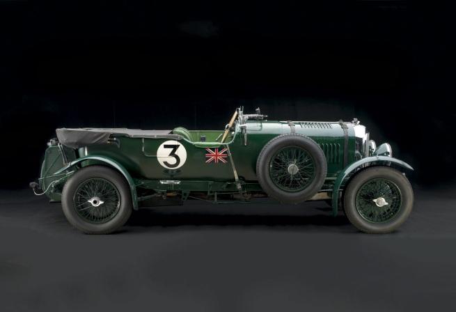 """4 1/2-Litre """"Blower"""" Bentley 1931"""
