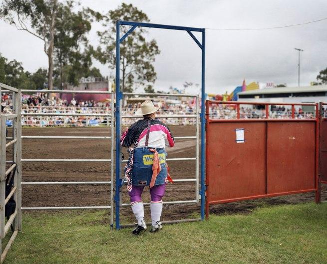 Wim Wenders. 'Cowboy Clown, Brisbane' 2006