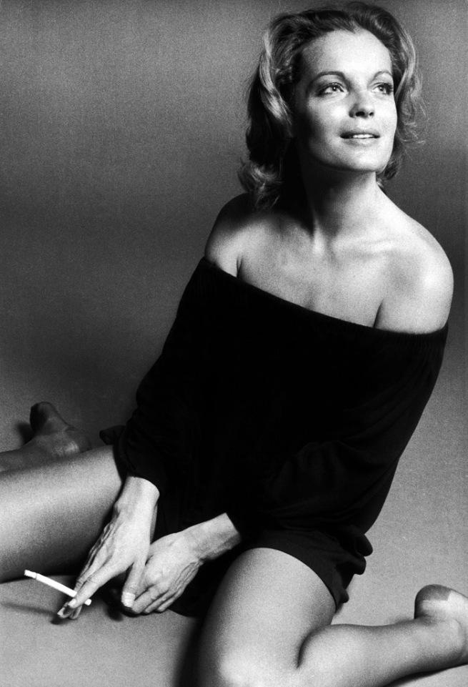 Eva Sereny. 'Romy Schneider' Nd