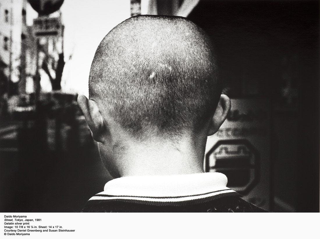 Daido Moriyama. 'Street, Tokyo, Japan' 1981