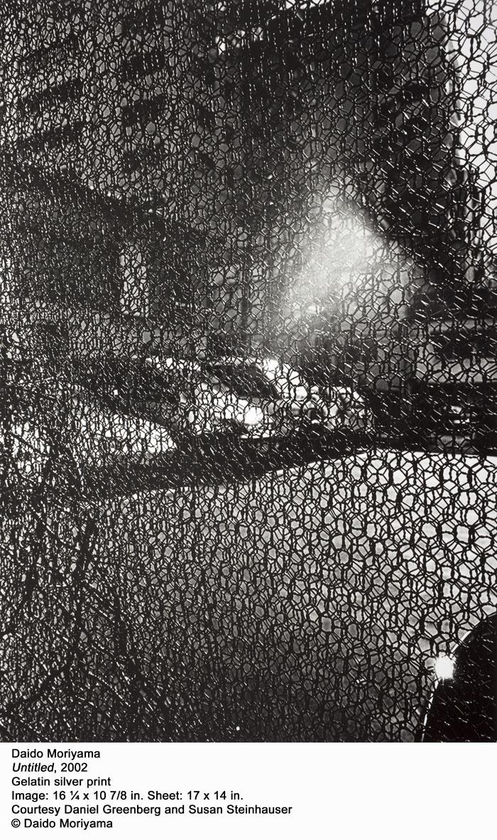 Daido Moriyama. 'Untitled' 2002