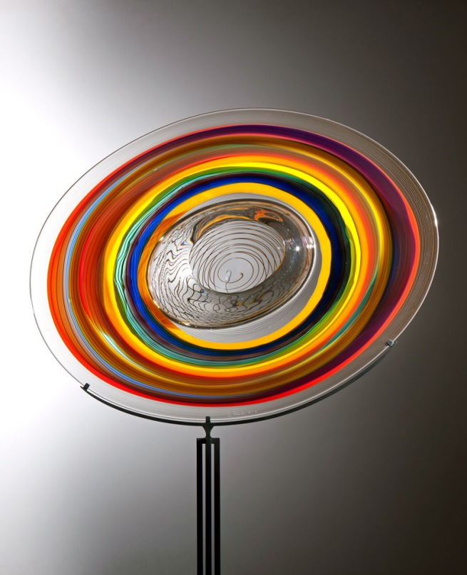 Lino Tagliapietra. 'Saturno' 2011