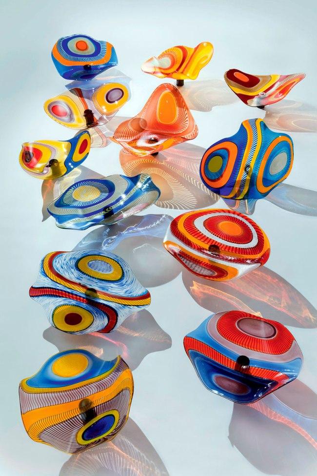 Lino Tagliapietra. 'Borboleta (il giardino di farfalle)' 2011