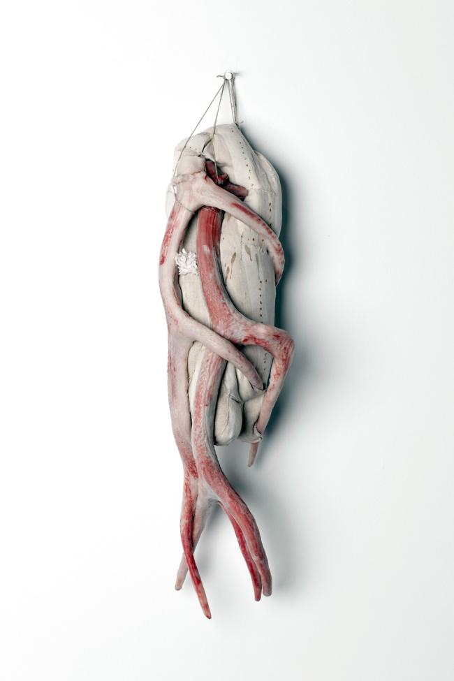 "Berlinde De Bruyckere. 'Romeu ""my deer""' 2012"