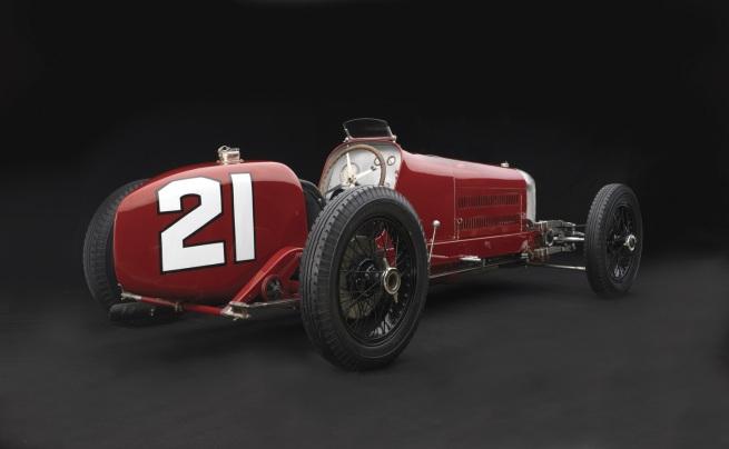 Miller 122 Front-Wheel-Drive 1925
