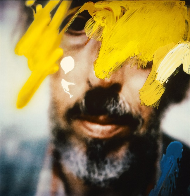 Richard Hamilton (1922-2011) 'Eight-Self-Portraits' 1994 (detail)