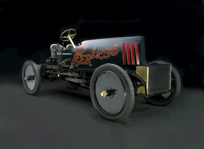 "Peerless ""Green Dragon"" Racer 1904"