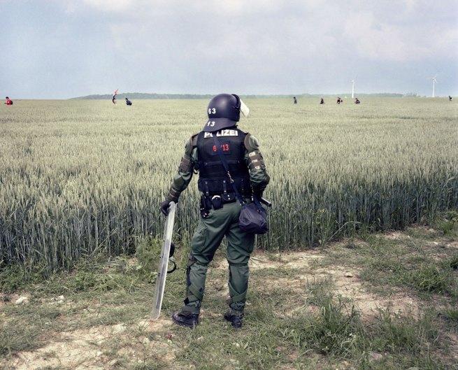 Wim Wenders. 'Policeman, Heiligendamm' 2007